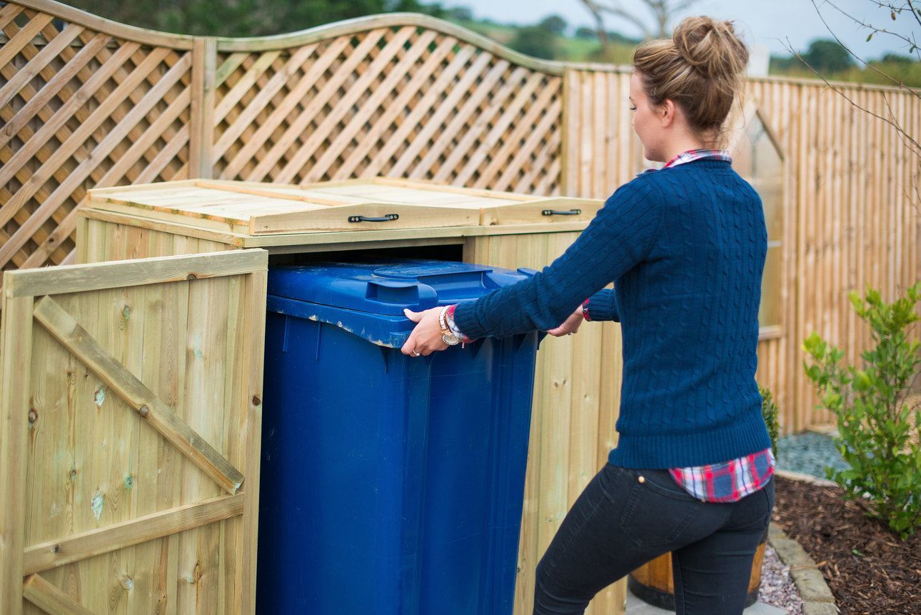 Easy Bin and Box Removal