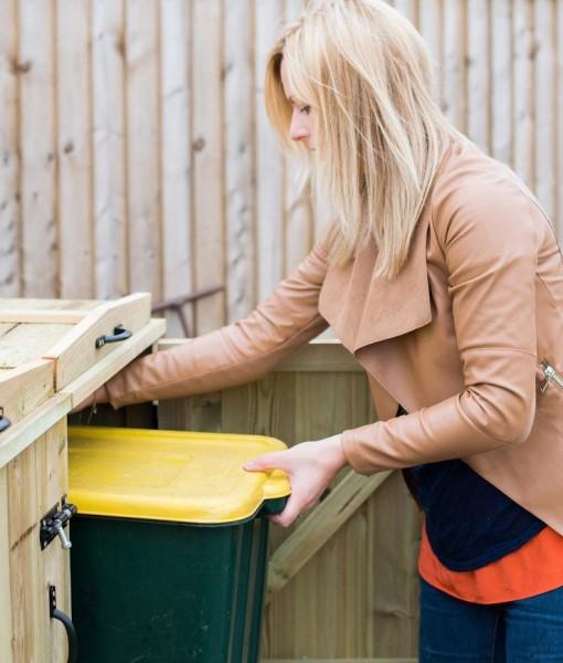 Recycle Box Storage