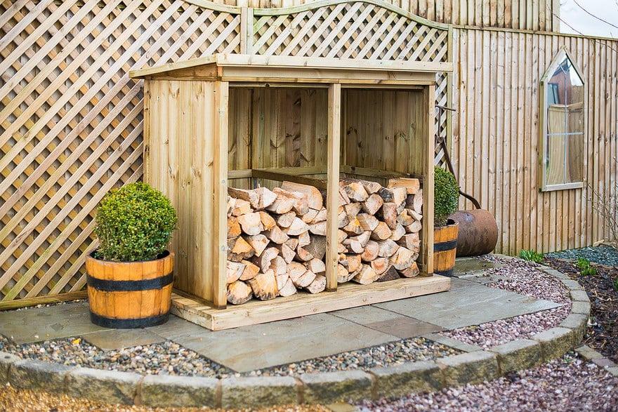 Double Log Store Ignis Range