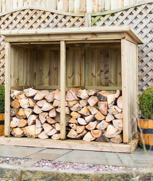 Ignis Double Log Store Premium