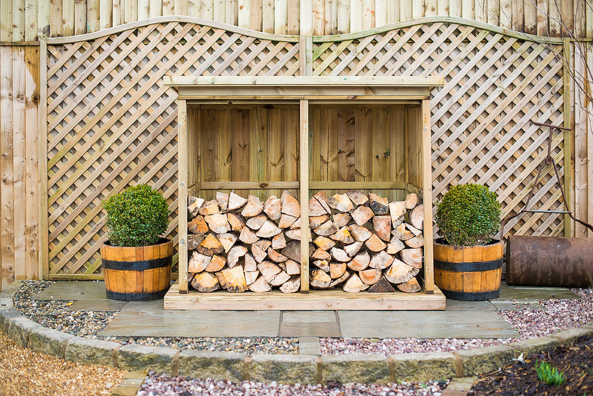 Ignis Double Log Store