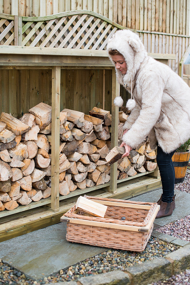 Ignis Triple Log Storage