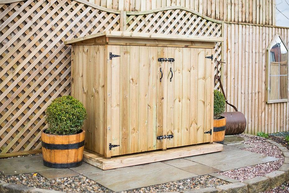 Utilis Garden Storage Chest II