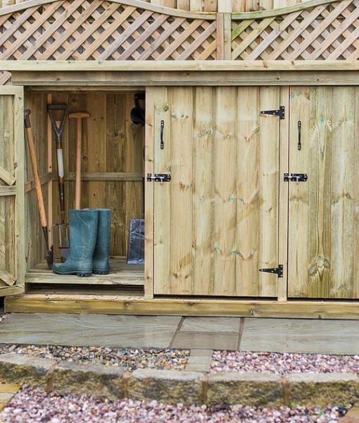 Utilis Garden Storage Unit